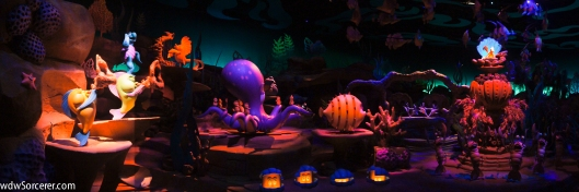 Big Party with the Fishes - Under the Sea Journey of the Little Mermaid
