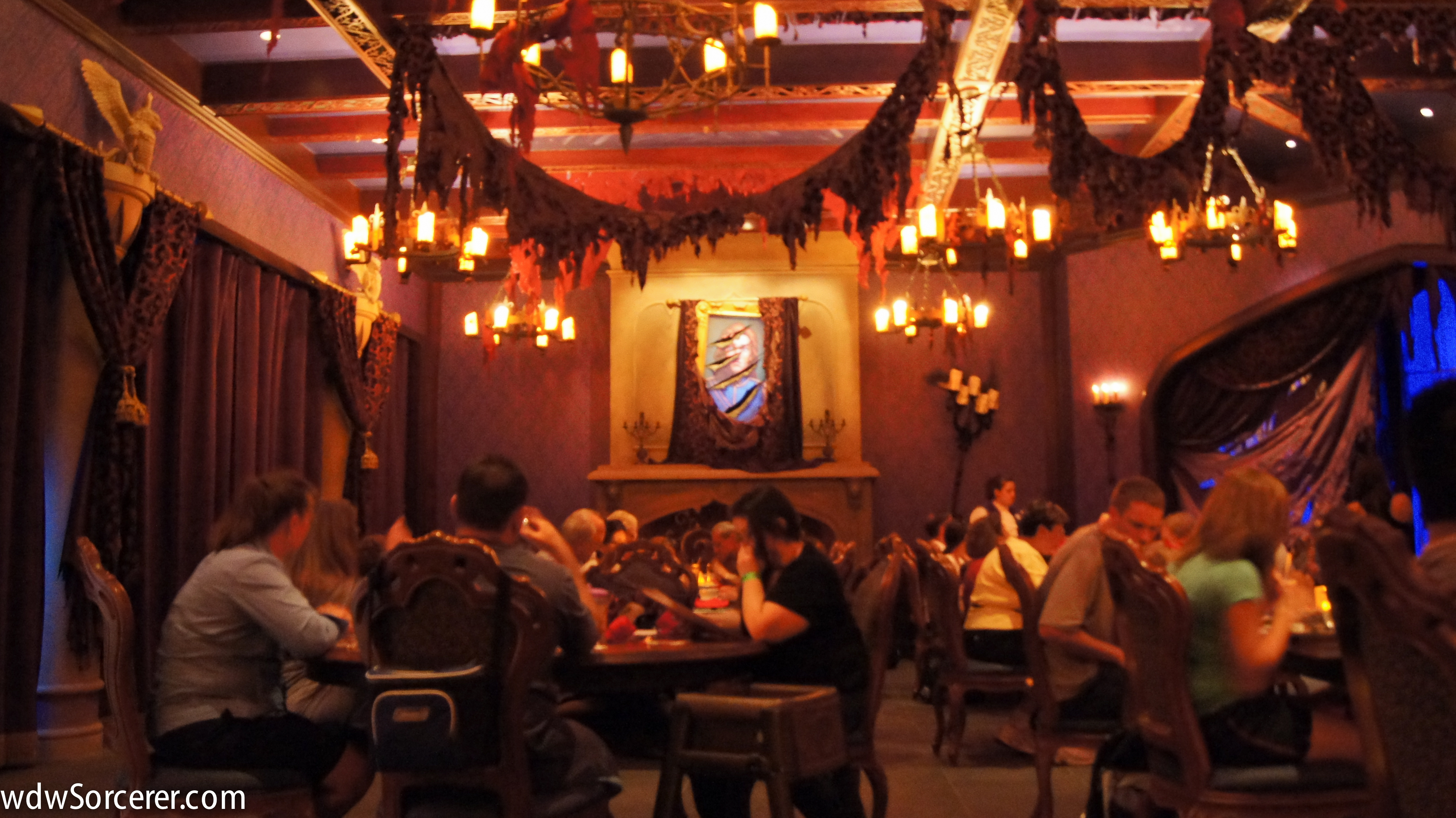 review: be our guest restaurant for lunch and dinner at the magic