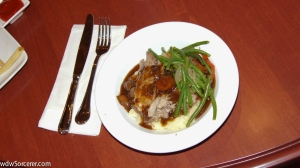 Braised Pork (Coq Au Vin Style), Be Our Guest